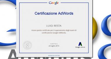 Agenzia Certificata Google AdWords