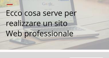 Come creare un sito Web – WorkOnNet Modena