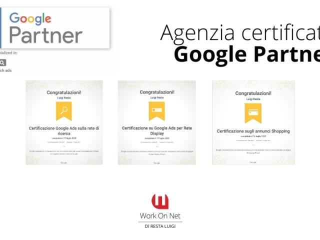 agenzia google partner di Modena